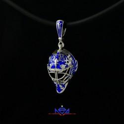 Goalie Mask pendant Team Russia