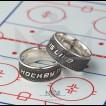 Hockey ring  - HOCKEY IS LIFE